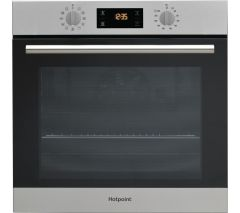 Hotpoint SA2840PIX, Electric, Built-in Single Oven, Stainless Steel