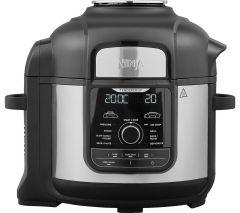 NINJA OP500UK, Foodi Max, Multi Pressure Cooker & Air Fryer, Black & Silver