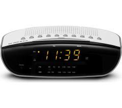 Roberts CR9971WH, Chronologic VI, FM Clock Radio, White