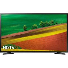 "Samsung UE32N4000, 32"" HD Ready, LED TV W/ Satellite, Black"