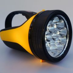 Ultralightpal TE8300, LED, Rechargebale Torch