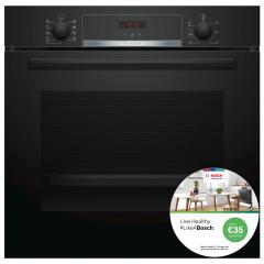 Bosch HBS534BB0B Single Oven - Black