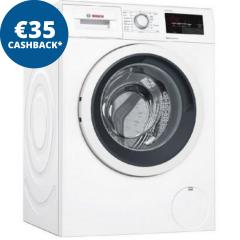 Bosch WAU28T72GB, 9KG, 1400rpm, Washing Machine, White