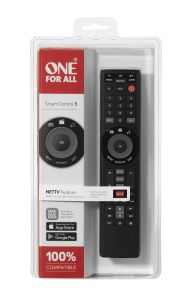 One For All URC7955, Smart TV Remote Control 5