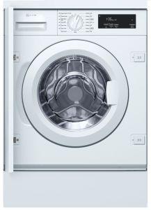 Neff W543BX0GB 8KG, 1400RPM, Integrated Washing Machine, White