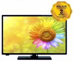 "Walker WPT2418LED, 24"" Ultraslim, HD 720p, LED TV"