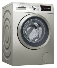 Bosch WAT2840SGB Series 6, 1400rpm, 9kg, Automatic Washing Machine, Inox