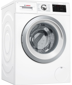Bosch WAT286H0GB, Serie 6, i-Dos™, 9Kg, 1400rpm, Washing Machine, White