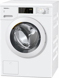 Miele WCD120, 8KG, 1400RPM, Washing Machine, White
