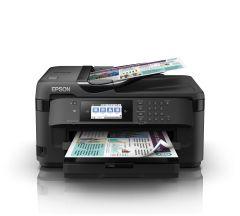 Epson WF7710, A3 Wifi, Workforce Printer