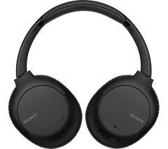 Sony WHCH710NBCE7, Noise Cancelling, Over-ear Bluetooth Headphones, Black