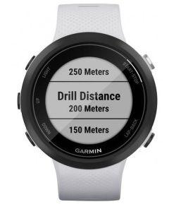 Garmin 49GAR0100224711, Swim 2, Fitness Tracker & Smart Watch, Whitestone