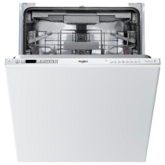 Whirlpool WIC3C23PEF, 60cm, 14 Place, Fully Integrated Dishwasher