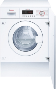 Bosch WKD28541GB, 7Kg/4Kg, 1400 Spin, Fully Integrated Washer Dryer