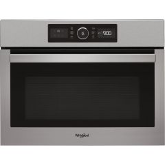 Whirlpool, AMW9615IX, Built In Microwave, Stainless Steel