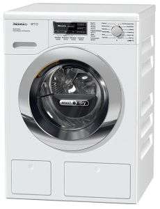 Miele WTH120, Washer Dryer, 7kg/4kg, A Rating, 1600rpm, White