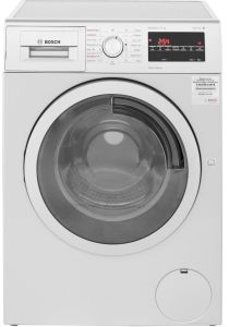 Bosch, WVG3047SGB, 7KG/4KG, Freestanding, Washer Dryer, Silver