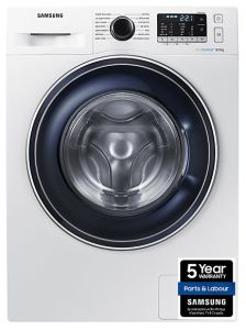 Samsung WW80J5555FW, 8Kg, 1400 Spin, Washing Machine, White