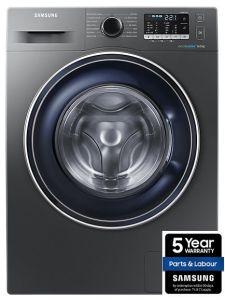 Samsung WW80J5555FX, 8Kg, 1400 Spin, Washing Machine, Graphite