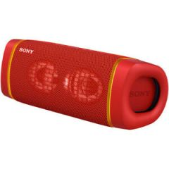 Sony SRSXB33B, Extra Bass, Portable Bluetooth Speaker, Red