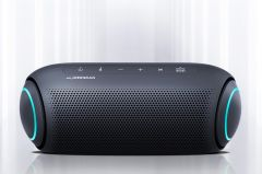 LG PL7 30W IPX5, Wireless Portable Bluetooth Speaker, Black