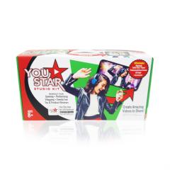 You Star YS2092, Green Screen & Tripod Studio Kit for Kids