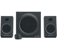 Logitech Z333, Multimedia 2.1 PC Speakers, Black