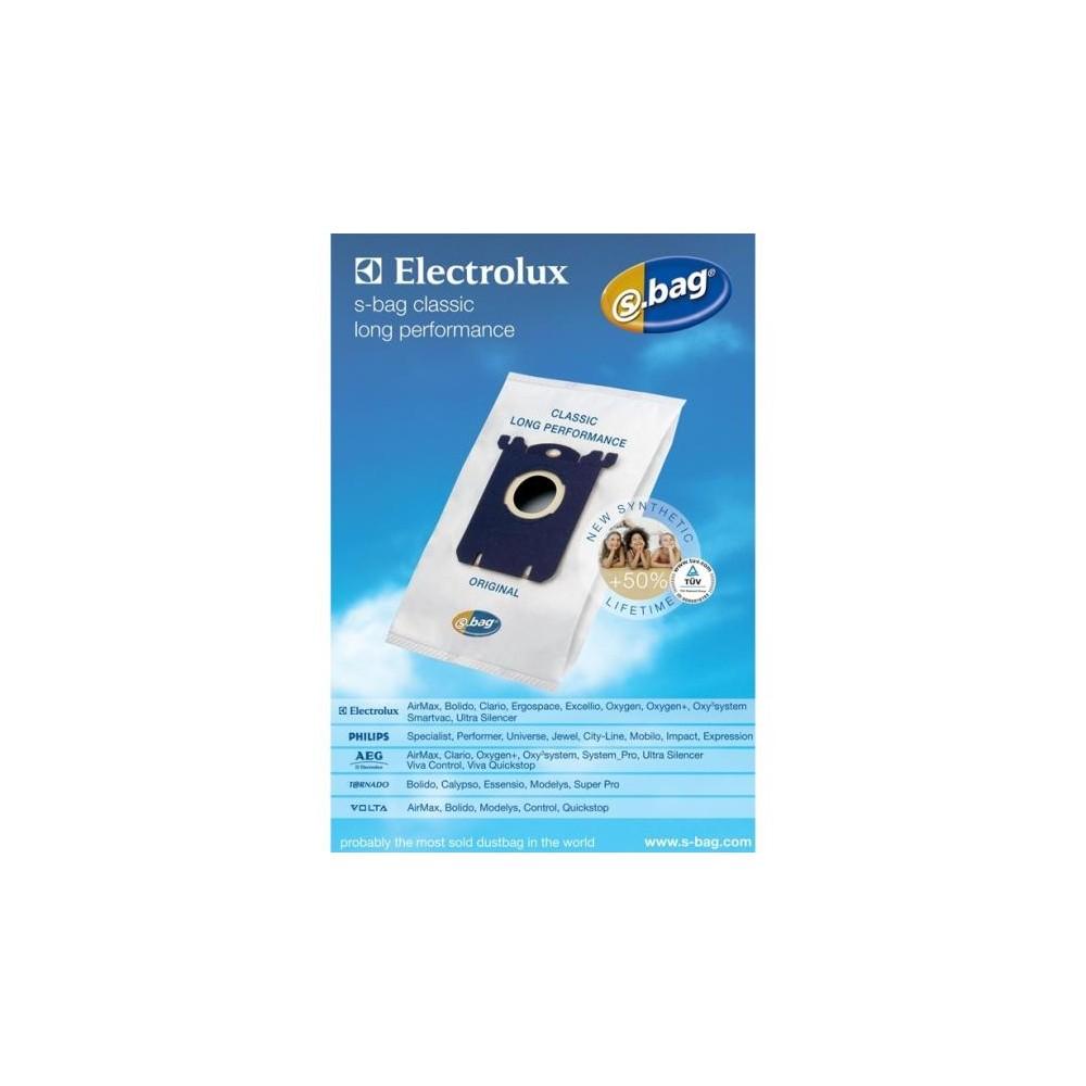 Electrolux E201bc S Bag Vac