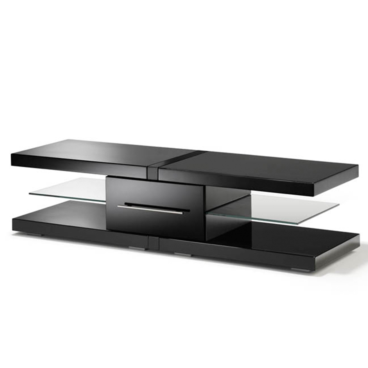 Techlink Echo Ec150b Screens Up To 65 Tv Stand Soundstore
