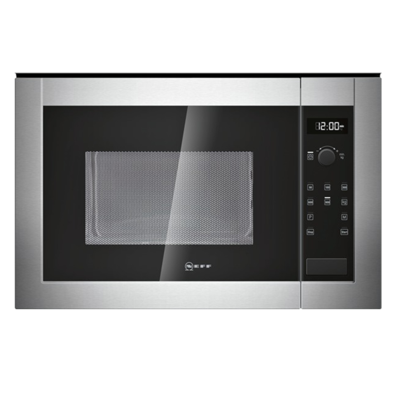 Neff H12we60n0g 900w Integrated Microwave Oven Stainless Steel
