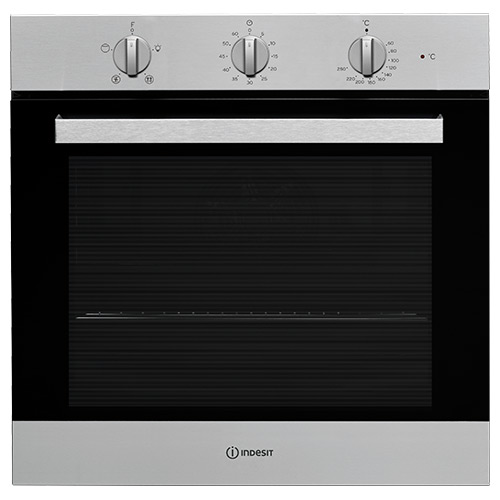 Buy Indesit Ifw6330ix Manual Built In Single Oven Stainless Steel