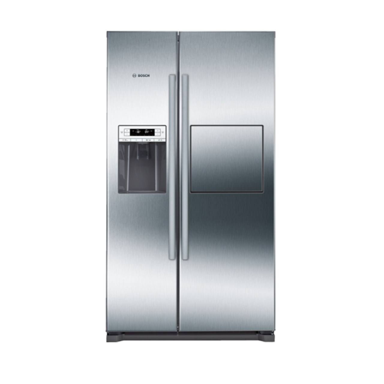 What Is An American Fridge Freezer Part - 40: Bosch KAG90AI20G, 1770 X 910 Mm, Ice And Water, Stainless Steel, American  Fridge Freezer