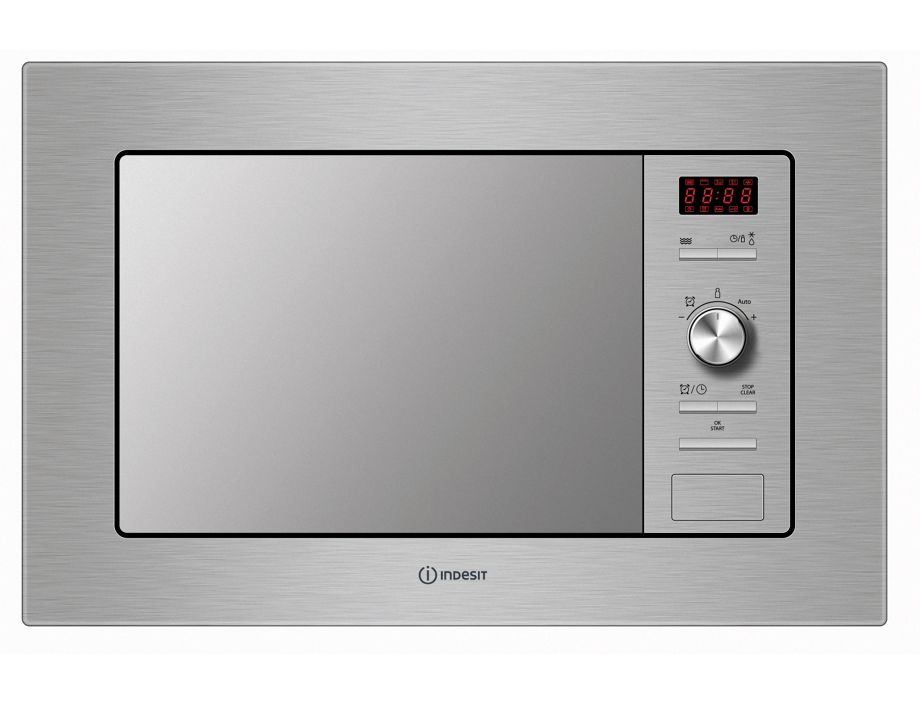 Indesit Mwi122 1x Oven And Grill 20l Built In Microwave