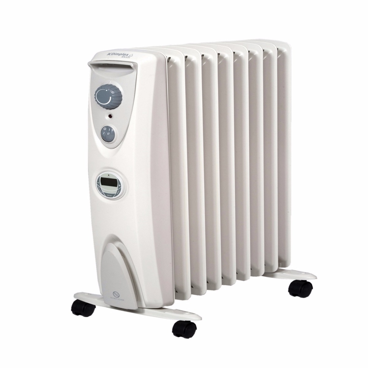 Buy Dimplex OFRC20NTI, Oil Free, 2kW, Radiator with Timer, White ...