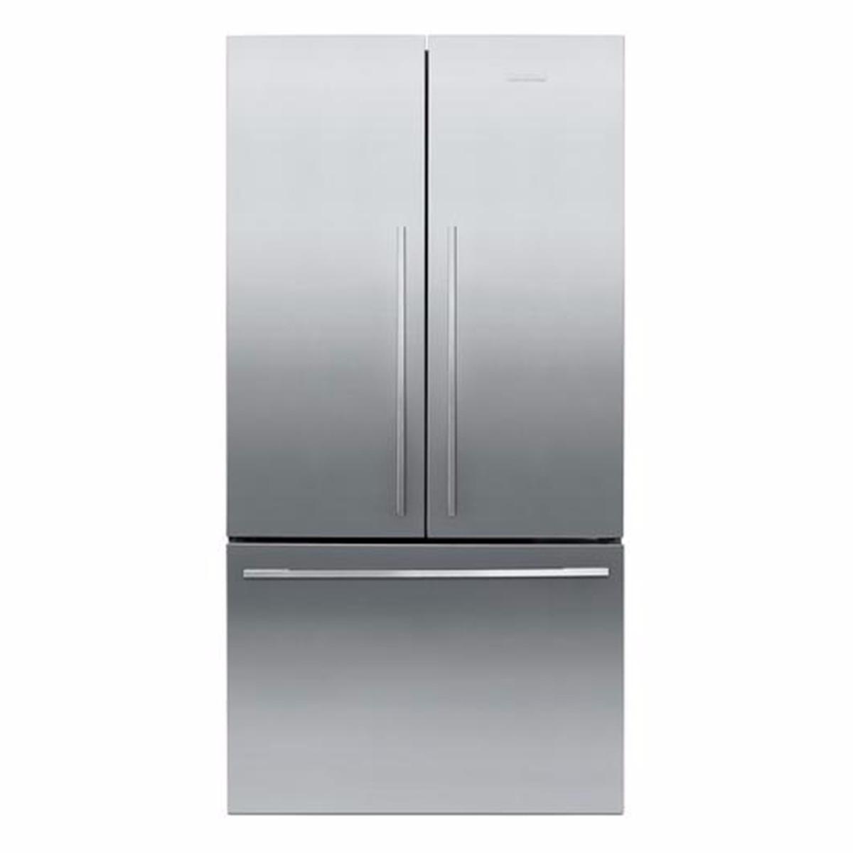 Buy Fisherpaykel Rf610adx4 90cm French Doors Fridge Freezer