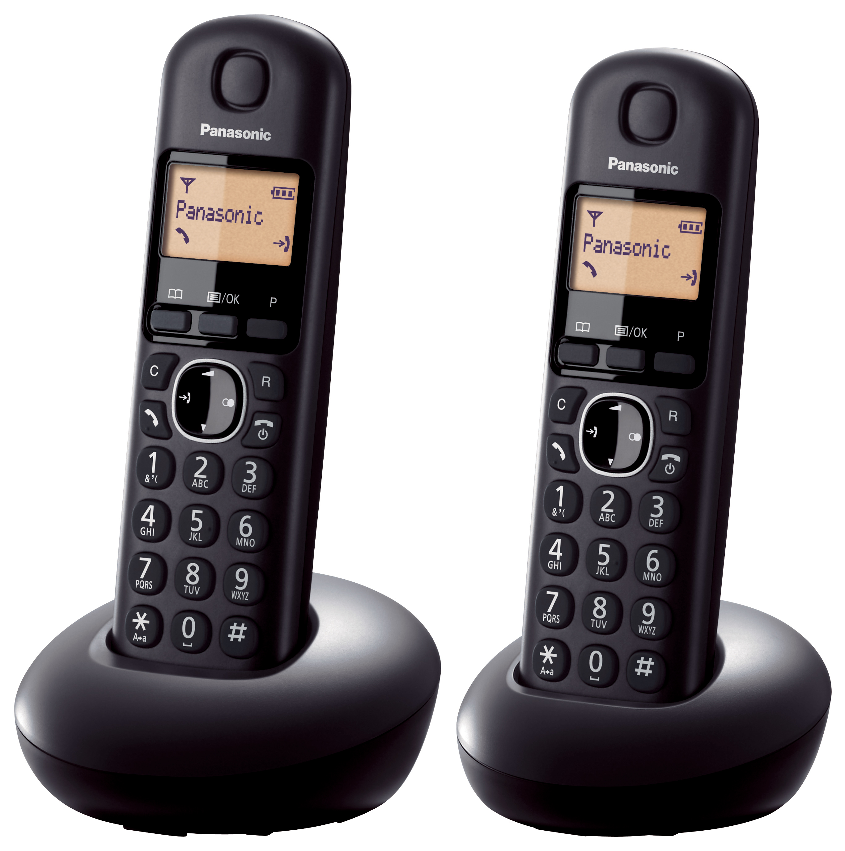 429f53b23949 Buy Panasonic KXTGB212, Twin Dect, Landline Phone, Cordless | Soundstore