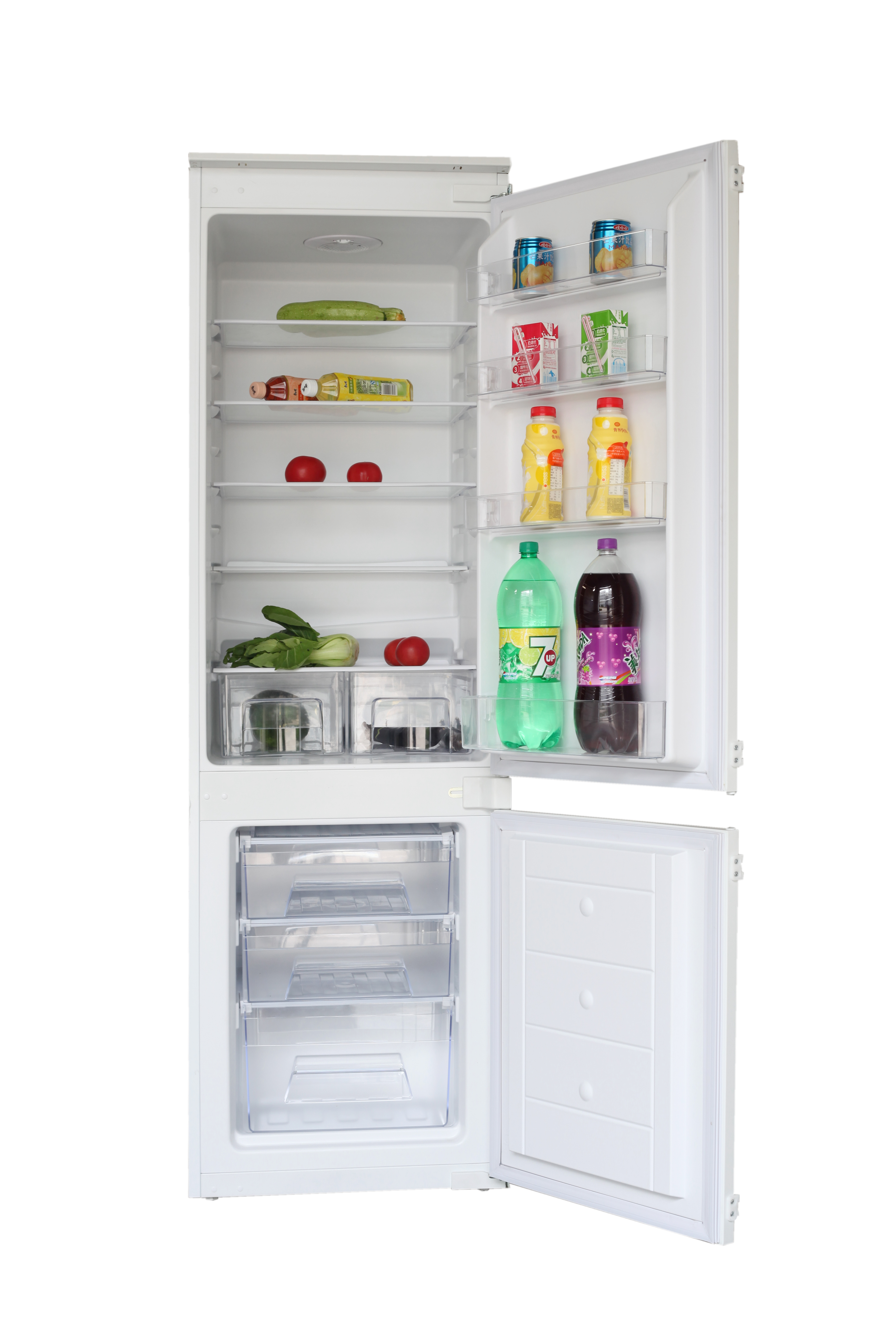 Is it worth investing in freezer cabinets, or is it better to limit to refrigerated cabinets 63